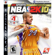NBA 2K10 For PlayStation 3 PS3 Basketball - EE672359