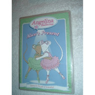 Angelina Ballerina Alice's Present On DVD With Judi Dench - EE672365