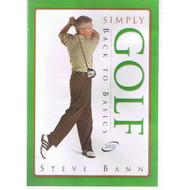 Simply Golf: Back To Basics DVD Video On DVD - EE672449