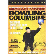 Bowling For Columbine Widescreen On DVD With Michael Moore Anime - EE672459