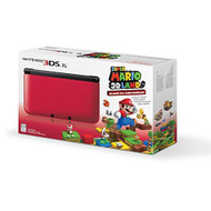 Nintendo 3DS XL Red/black With Super Mario 3D Land - ZZ672481
