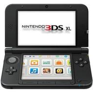 """Nintendo 3DS XL System 4.9"""" Active Matrix TFT Color LCD Black Dual - ZZ672488"""