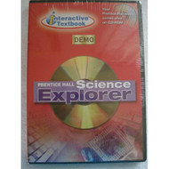 Interactive Textbook Prentice Hall Science Explorer On DVD - EE672499