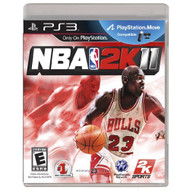 NBA 2K11 For PlayStation 3 PS3 Basketball - EE672557