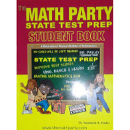 The Math Party State Test Prep Student Book On DVD - EE672558