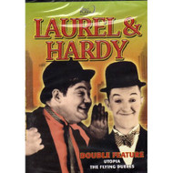 Laurel & Hardy Double Feature Utopia/the Flying Dueces On DVD - EE672563