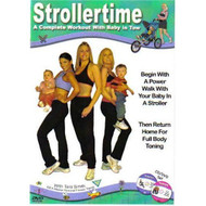 Strollertime: A Complete Workout With Baby In Tow On DVD With Tamara - EE672648
