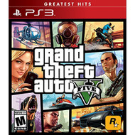 Grand Theft Auto V PlayStation 3 With Manual And Case - ZZ672650