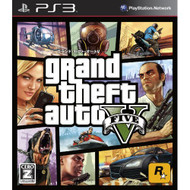Grand Theft Auto V PlayStation 3 PS3 - ZZ672651