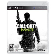 Call Of Duty: Modern Warfare 3 PlayStation 3 With Manual And Case - ZZ672663