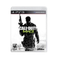 COD: Modern Warfare 3 PS3 By Activision Blizzard Inc With Manual and - ZZ672674