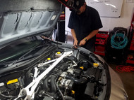 GT86 / FRS / BRZ Chassis Brace Installation