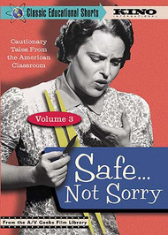 Safe.. Not Sorry DVD
