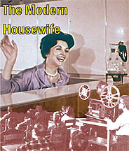 The Modern Housewife DVD