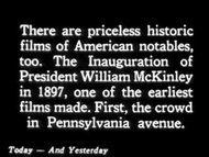 Today -- and Yesterday Newsreel on DVD