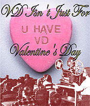 VD Isn't Just for Valentine's Day DVD