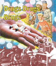 Drugs Drugs Drugs DVD