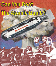 Can You Beat the A-Bomb? DVD