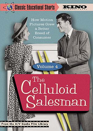 Celluloid Salesman DVD