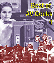 Best of AV Geeks 4 DVD