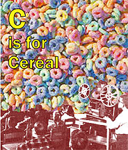 C is for Cereal DVD