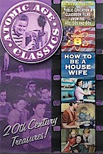 Atomic Age Classics, Vol 8: How To Be A Housewife DVD