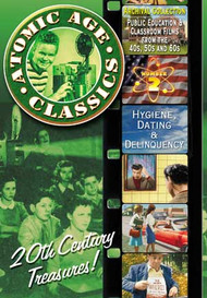 Atomic Age Classics Vol 2: Hygiene, Dating & Delinquency DVD