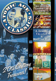 Atomic Age Classics Vol 3: A-Bombs, Fallout & Nuclear War DVD
