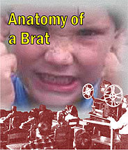 Anatomy of a Brat DVD