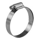 "45 - 67mm Norma ""Hi-Torque"" Heavy Duty W4 All Stainless Steel Clamp - Worm Drive"