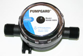 """Suction Filter with 1/2"""" Male threaded inlet and outlet and stainless steel screen (J21-111)"""