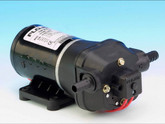 4300-504 Flojet Pressure Pump 12v DC Quad Pump (Santoprene/Viton) Chemical spray &  transfer 18.5 L/Min Max