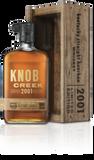 Knob Creek Bourbon Limited Edition 2001 Batch 3