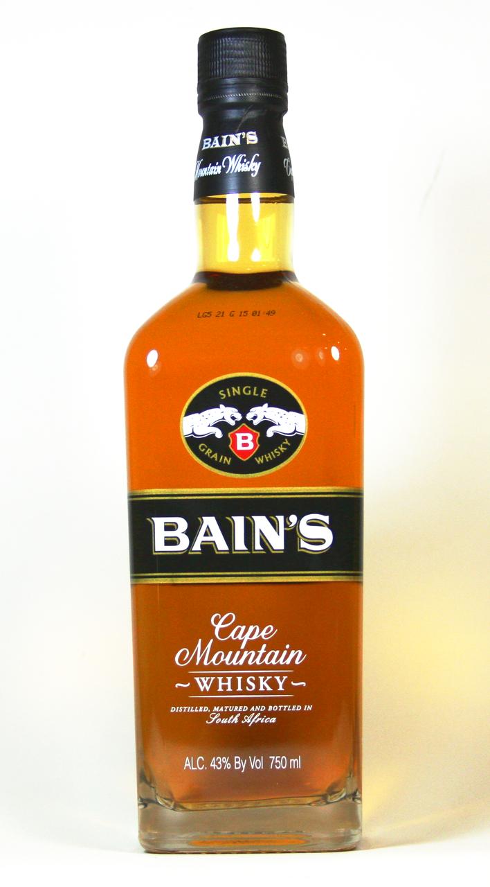 Bain 39 s cape mountain whisky the whisky shop for Bain s cape mountain whisky