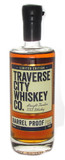 Traverse City Barrel Proof XXX Bourbon bottled at 58.34%