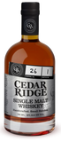 Cedar Ridge Single Malt