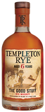 "Templeton Rye Aged 6 Years ""The Good Stuff"""