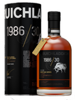 Bruichladdich 1986/30 the Rare Cask Series