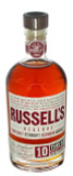 Russell's Reserve  10 Years Old 90 Proof