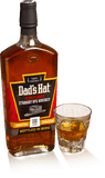 Dad's Hat Straight Rye Whiskey Bottled in Bond