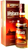 "BenRiach 25 Year Old ""Authenticus"" Peated"