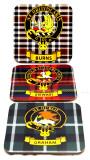 Clan Crest Coaster