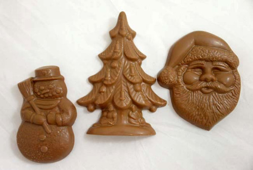 Christmas Chocolate Treats (3 pk)