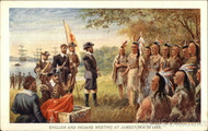 The Lenape, The Dutch & The English
