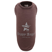 Puppy Angel Everyday T-shirts (Regular) Brown #227