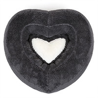 Puppy Angel Heart Cushion