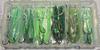 (6ct) Tournament Series Shred  Glow w/Plano
