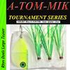 "ATR-007 Rhys/A-TOM-MIK ""Chartreuse Splatter Glow"" Meat Rig"