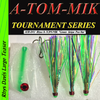 "ATR-041 Rhys/A-TOM-MIK ""Green Stripe Pro/Am"" aka ""Hulk"" Meat Rig"