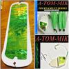 "11"" Pro Troll/A-TOM-MIK Combo's White Dew/White Dew (3 pcs)"